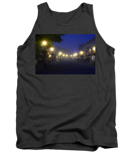 Calm In The Streets Tank Top