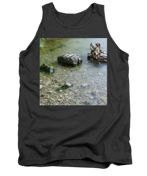 Calm Lake Tank Top