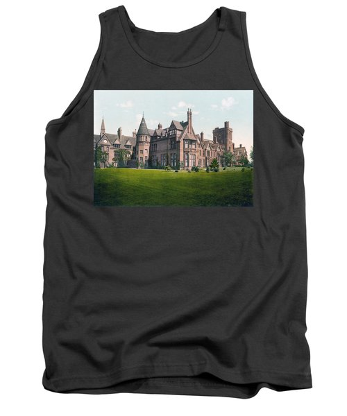 Cambridge - England - Girton College Tank Top by International  Images