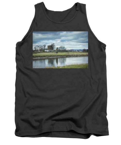 Cambuskenneth Abbey And The River Forth Tank Top