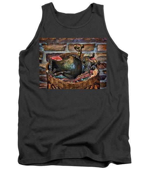 Camelback 8846 Tank Top by Sylvia Thornton