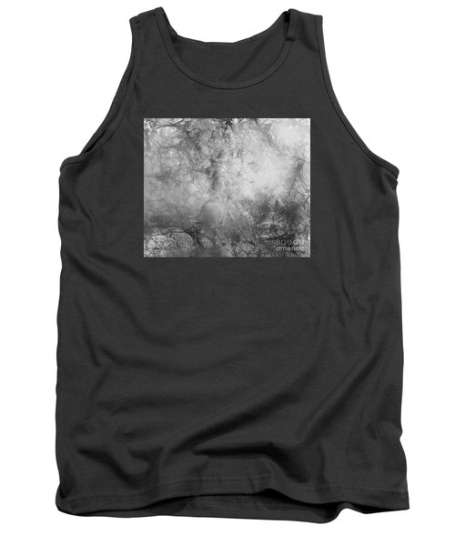 Tank Top featuring the painting Camouflage by Trilby Cole