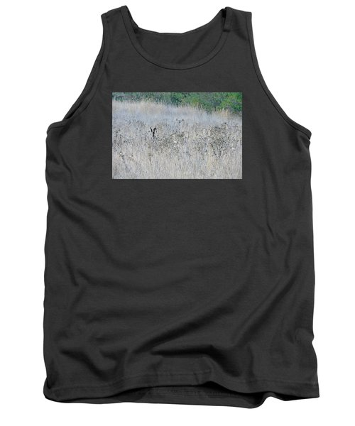 Camouflaged Tank Top