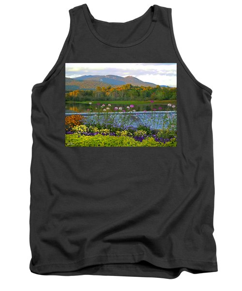 Campton Pond Campton New Hampshire Tank Top