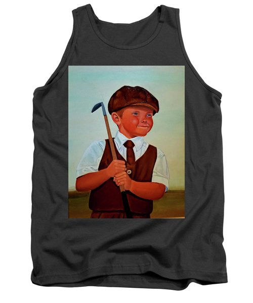 Can Not Wait To Turn Pro Tank Top