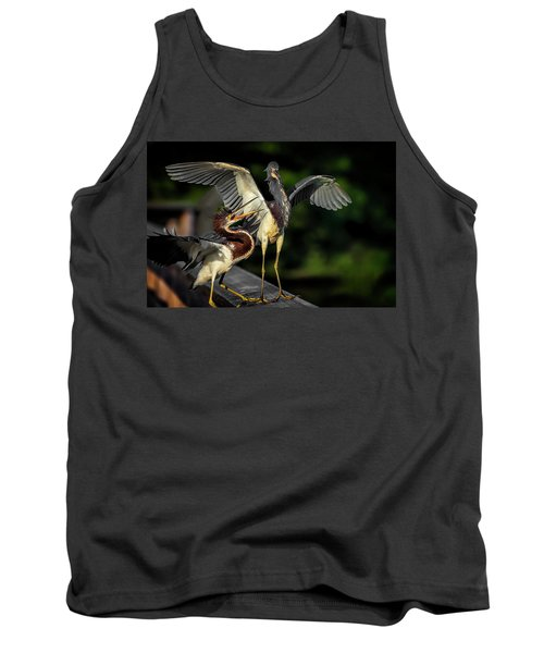 Can You Spare A Dime? Tank Top