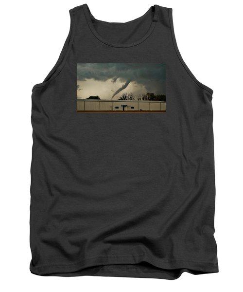 Canadian Tx Tornado Tank Top