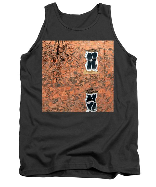 Canal Reflections 1 Tank Top
