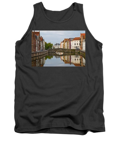 Canal Reflections Tank Top