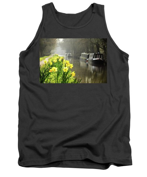Canalside Daffodils Tank Top