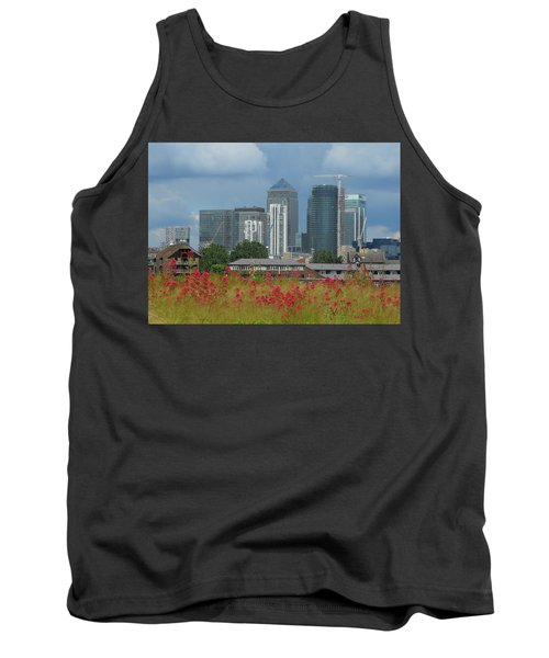 Canary Wharf 01 Tank Top