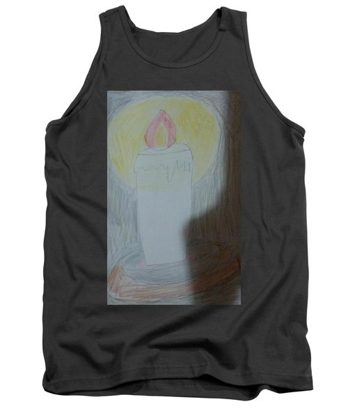 Candle Tank Top