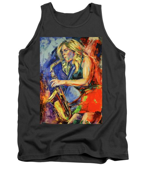 Candy Dulfer, Lily Was Here Tank Top