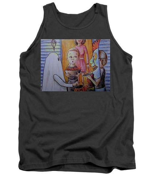 Candy Duty Dan Tank Top