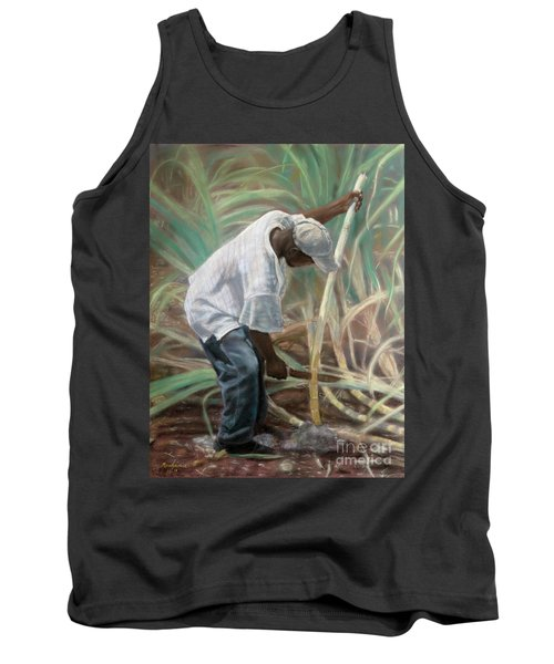 Cane Field Tank Top