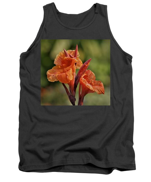 Canna Lily 2945_3 Tank Top