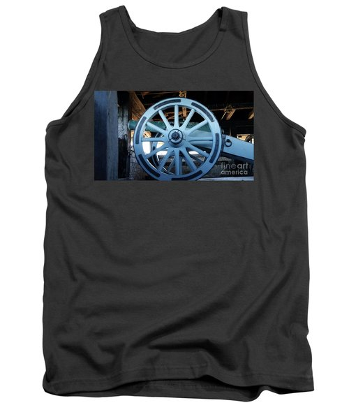 Cannon Tank Top by Raymond Earley