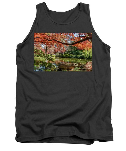 Canopy Of Fire Tank Top