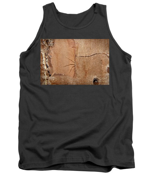Can't See Me Tank Top by Lynda Dawson-Youngclaus