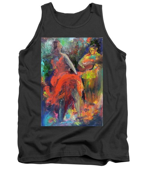 Cantina Serenade Tank Top