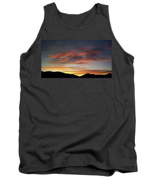 Canyon Hills Sunrise Tank Top