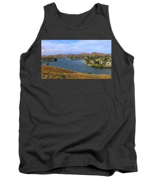 Canyon Lake Panorama Tank Top