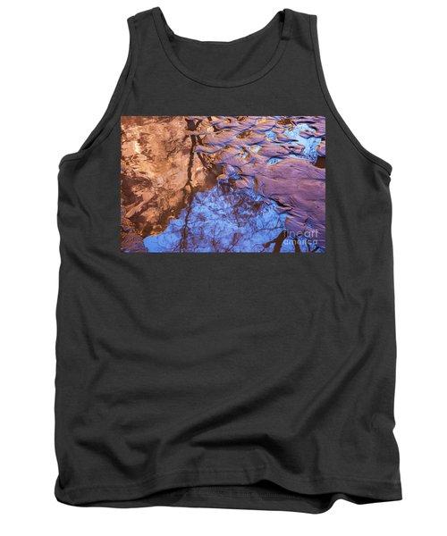 Canyon Reflections Tank Top