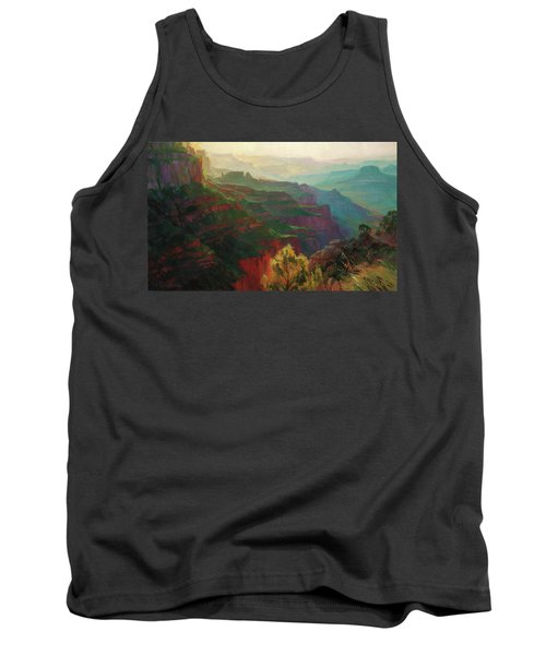 Canyon Silhouettes Tank Top
