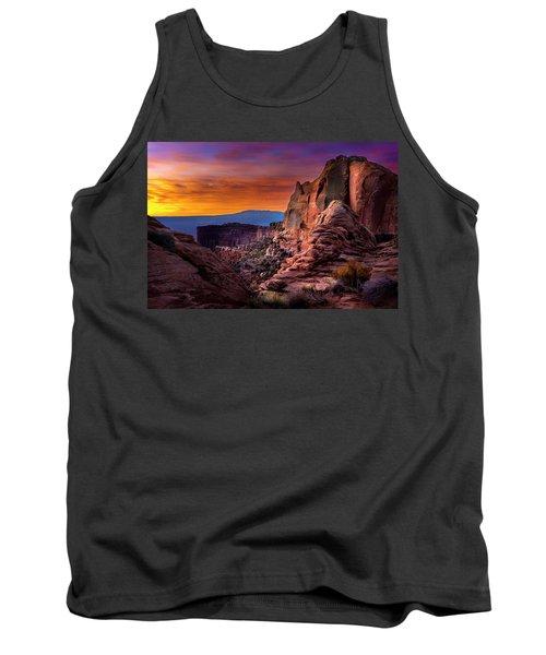 Canyonlands Sunrise Tank Top