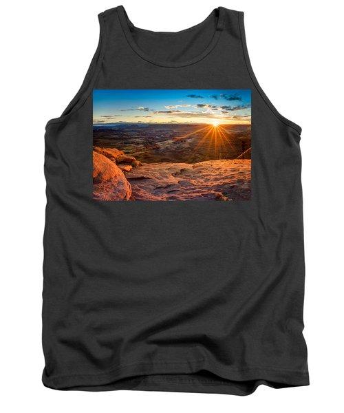 Canyonlands Sunset Tank Top