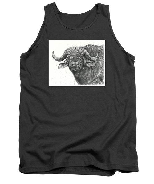 Cape Buffalo Tank Top