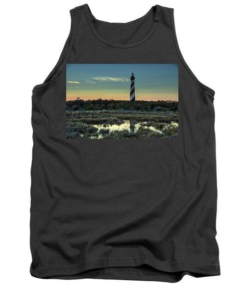 Cape Hatteras Sunset Tank Top