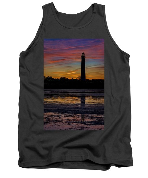 Cape May Afterglow Tank Top