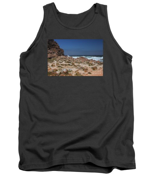 Cape Of Good Hope Tank Top by Bev Conover