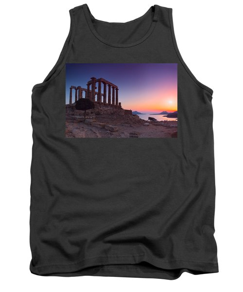Cape Sounion Tank Top