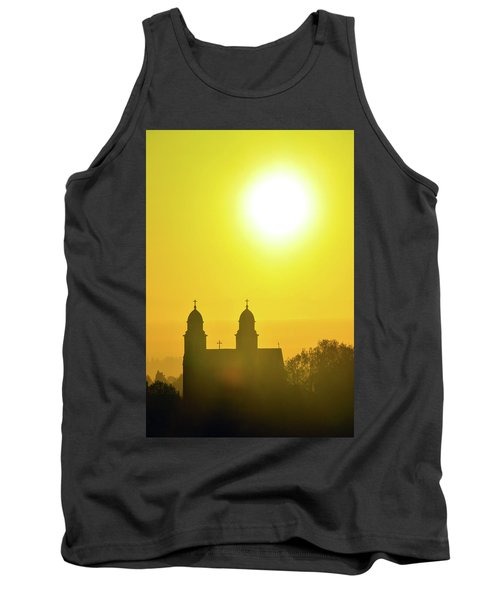 Capitol Hill Church Tank Top