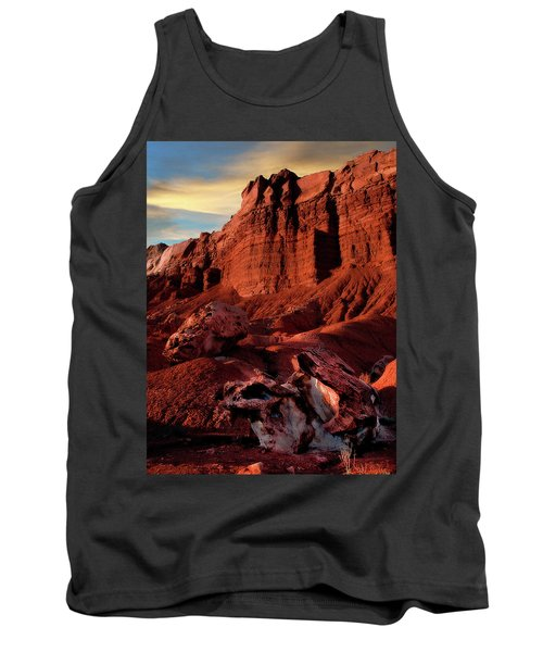 Capitol Reef National Park Tank Top by Utah Images