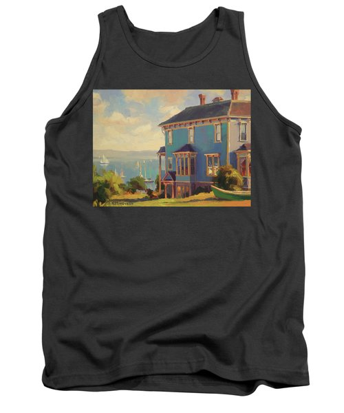 Captain's House Tank Top