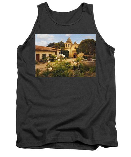 Carmel Mission Tank Top