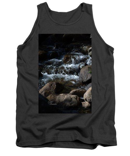 Carson River Tank Top by Lynn Bawden