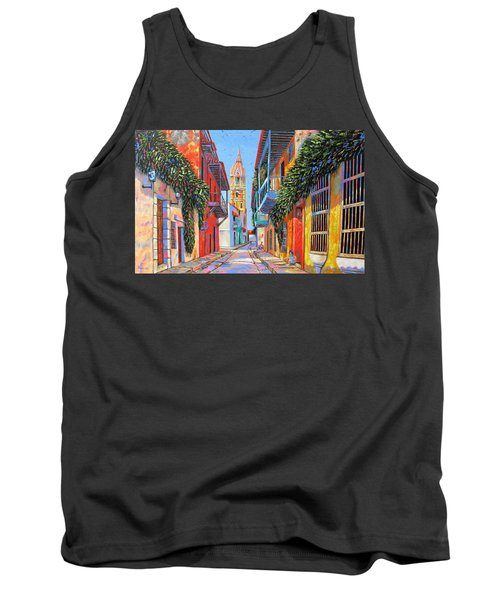 Cartagena La Fantastica Tank Top