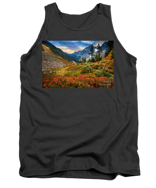 Cascade Pass Fall Tank Top