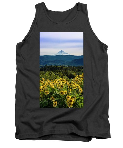 Cascade Spring Tank Top