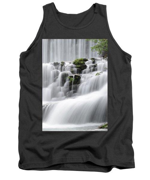 Cascading Mirror Lake Falls Tank Top