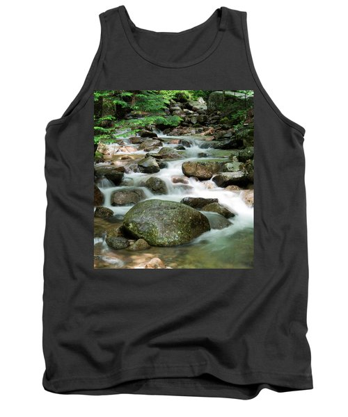 Cascading Water Tank Top