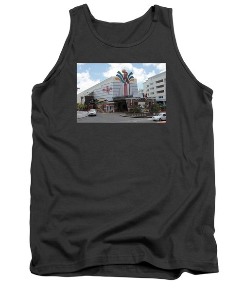 Casino Royale St. Maarten Tank Top by Christopher Kirby