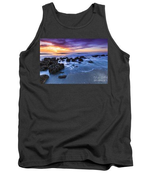 Casperson Beach Sunset 2 Tank Top