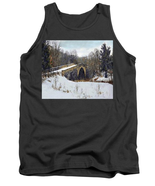 Casselman River Bridge Tank Top