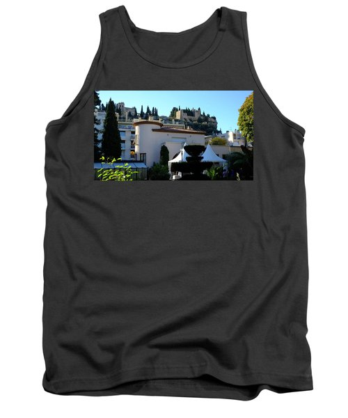 Cassis Town View Tank Top