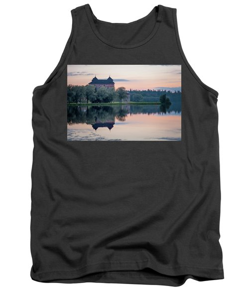 Castle After The Sunset Tank Top